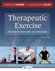Therapeutic Exercise 6th Edition 9780803625747 080362574X