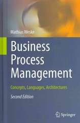 Business Process Management 2nd Edition 9783642286155 3642286151