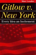Gitlow v. New York 1st Edition 9780700618767 0700618767