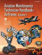 Aviation Maintenance Technician Handbook-Airframe 1st Edition 9781560279501 1560279508