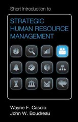 Short Introduction to Strategic Human Resource Management 1st Edition 9781107608832 110760883X