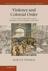 Violence and Colonial Order 1st Edition 9780521768412 0521768411