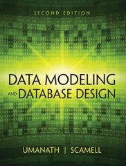 Data Modeling and Database Design 2nd Edition 9781305177543 1305177541