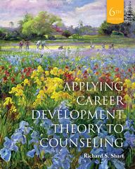 Applying Career Development Theory to Counseling 6th Edition 9781285075440 1285075447