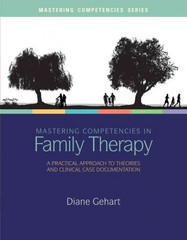 Mastering Competencies in Family Therapy 2nd Edition 9781285663418 1285663411