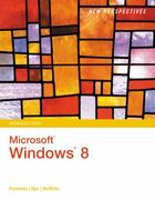 New Perspectives on Microsoft Windows 8, Introductory 1st Edition 9781285080888 1285080882