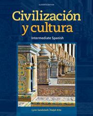 Civilizacion y cultura 11th Edition 9781133956808 1133956807