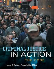 Criminal Justice in Action 7th Edition 9781285069159 1285069153