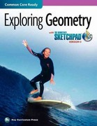 Exploring Geometry with the Geometer's Sketchpad V5 1st Edition 9781604402223 1604402229