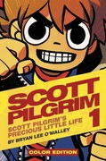 Scott Pilgrim's Precious Little Life 1st Edition 9781620100004 1620100002