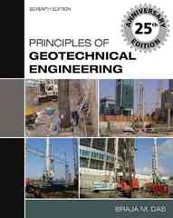Principles of Geotechnical Engineering 7th edition 9780495411307 0495411302