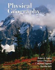 Physical Geography 9th edition 9780495555063 0495555061