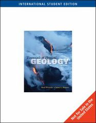 Essentials of Physical Geology (ISE) 5th edition 9780495555087 0495555088