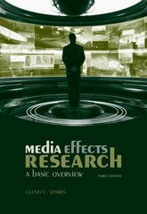 Media Effects Research 3rd Edition 9780495567851 049556785X