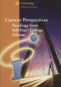 Current Perspectives Reading for InfoTrac College Edition 1st edition 9780495597179 0495597171