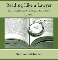 Reading Like a Lawyer 2nd Edition 9781611631104 1611631106