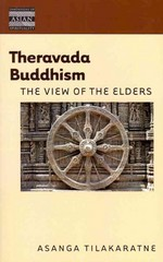 Theravada Buddhism 1st Edition 9780824836733 0824836731