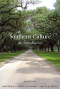 Southern Culture 3rd Edition 9781611631043 1611631041