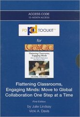 Flattening Classrooms, Engaging Minds 1st Edition 9780133072112 0133072118