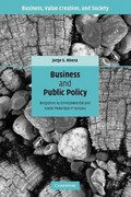 Business and Public Policy 0 9781107406285 1107406285