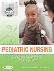 Pediatric Nursing 1st Edition 9780803621794 0803621795