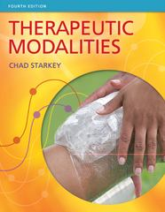 Therapeutic Modalities 4th Edition 9780803625938 0803625936