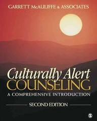 Culturally Alert Counseling 2nd Edition 9781412981354 1412981352