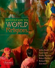 Invitation to World Religions 1st Edition 9780199738434 0199738432