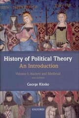 History of Political Theory: An Introduction 2nd edition 9780199695416 0199695415