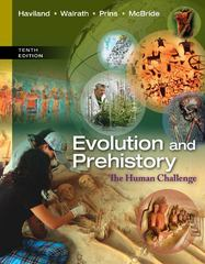 Evolution and Prehistory 1st edition 9781285061412 1285061411