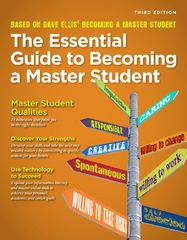 The Essential Guide to Becoming a Master Student 3rd Edition 9781285080994 1285080998
