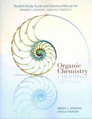 Study Guide with Solutions Manual for Brown's Organic Chemistry 7th edition 9781285052618 1285052617