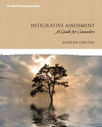 Integrative Assessment 1st Edition 9780135034859 013503485X