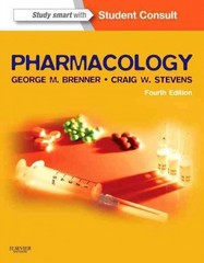 Pharmacology 4th Edition 9781455702824 145570282X