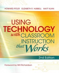 Using Technology with Classroom Instruction That Works 2nd Edition 9781416614302 1416614303