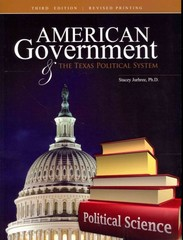 American Government and Texas Politics 3rd Edition 9780757597893 0757597890