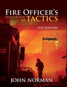 Fire Officer's Handbook of Tactics 4th Edition 9781593702793 1593702795