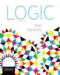Logic 2nd Edition 9780199846313 0199846316