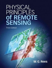 Physical Principles of Remote Sensing 3rd Edition 9780521181167 052118116X