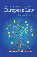 An Introduction to European Law 1st Edition 9781139558655 113955865X