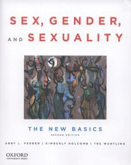 Sex, Gender, and Sexuality 2nd edition 9780199934508 0199934509