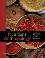 Nutritional Anthropology 2nd Edition 9780199738144 0199738149
