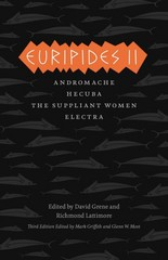 Euripides II 3rd Edition 9780226308784 0226308782