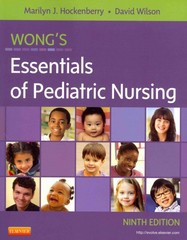 Wong's Essentials of Pediatric Nursing - Text and Study Guide Package 9th edition 9780323113052 0323113052