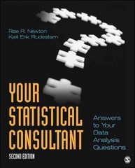 Your Statistical Consultant 2nd Edition 9781412997591 1412997593