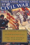 Three Great Novels of the Civil War 0 9780517121962 0517121964