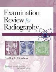 Examination Review for Radiography 1st Edition 9781451118711 1451118716