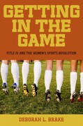 Getting in the Game 1st Edition 9780814760390 0814760392