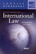 Principles of International Law 2nd Edition 9780314262684 0314262687
