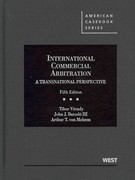 International Commercial Arbitration, a Transnational Perspective 5th Edition 9780314267191 0314267190